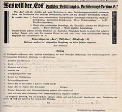 1927 funeral contract