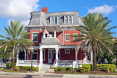 Hutchinson House, Hyde Park, Tampa