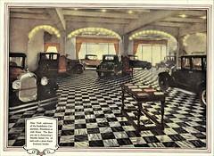 New York Studebaker Showroom, 1926