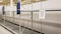 COVID-19 - Toilet Paper Shortage