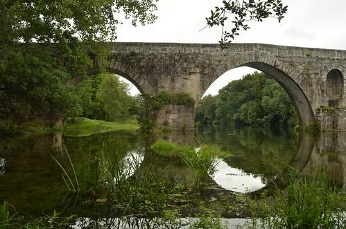 Study on a medieval bridge IX