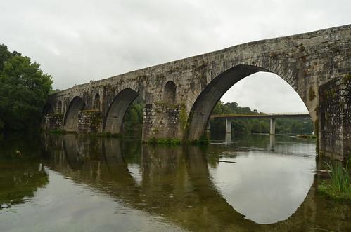 Study on a medieval bridge VI