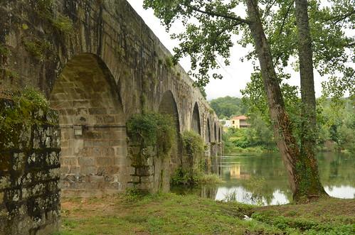 Study on a medieval bridge IV