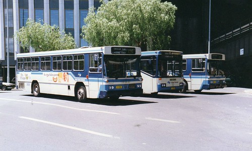 Urban Transit Authority - 3 November 1989