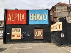 Graffiti - Molsparking Breda