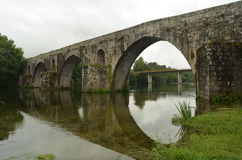 Study on a medieval bridge VII