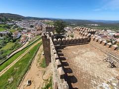 Castillo de Cortegana. Cortegana (Huelva).