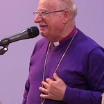 Bishop Ryah speaks