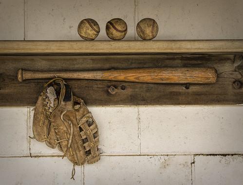 I miss baseball......