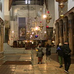 The Church of Nativity inside