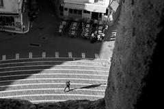 Parvis des Arenoises à Arles