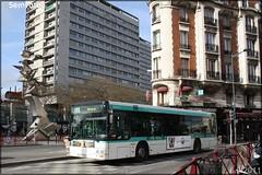 Man NL 223 – RATP (Régie Autonome des Transports Parisiens) / STIF (Syndicat des Transports d'Île-de-France) n°9112