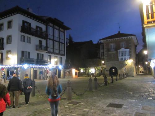 Gipuzkoa plaza - Hondarribia