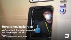MTA Heroes Moving Heroes