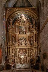 Altar of the Chapel of Corpus Christi - Spain