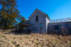 Abandoned Farm House (Defiance)