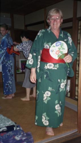 20010815_013 Pam in a kimono