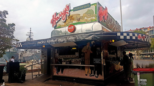 Harry`s Café on wheels