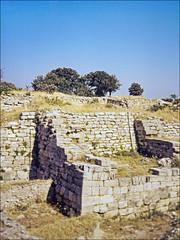 Le site archéologique de Troie (Turquie)