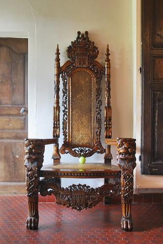Anomolous Baronial Seat - Le Val