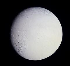 Enceladus - IR+UV - August 14 2010