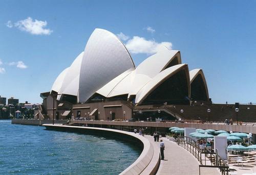 Sydney Opera House - 3 November 1989