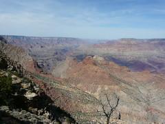 Desert View west