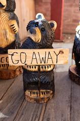 Go Away Bear