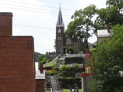 Jefferson Rock Steps and Appalachian NST, Harpers Ferry NHP, WV