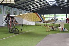 Replica Blériot XI 'F-AZBA'