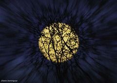 Super lune 7 Avril 2019