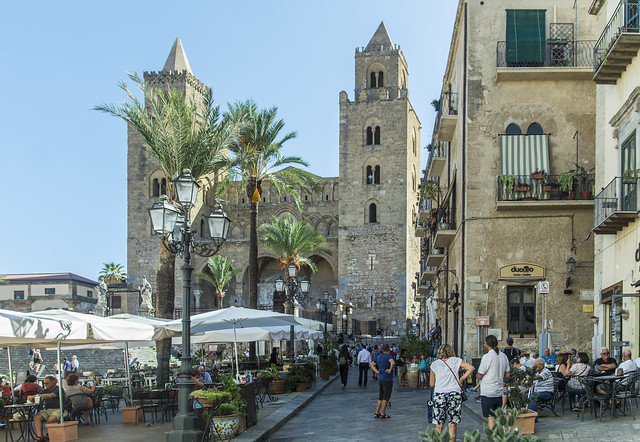 Cathedral of Cefalu