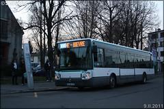 Irisbus Citélis Line – RATP (Régie Autonome des Transports Parisiens) / STIF (Syndicat des Transports d'Île-de-France) n°3834