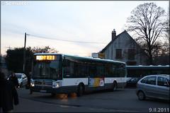 Irisbus Citélis Line – RATP (Régie Autonome des Transports Parisiens) / STIF (Syndicat des Transports d'Île-de-France) n°3841