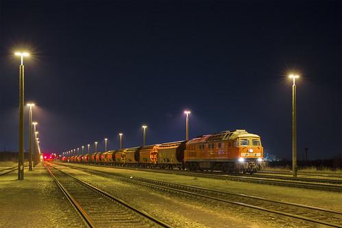 DB Cargo 232 254, Baalberge (D)