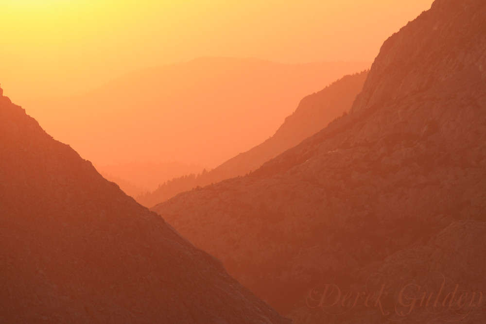 Sunset in the Sierra (please take time to look at the rest of my photos)