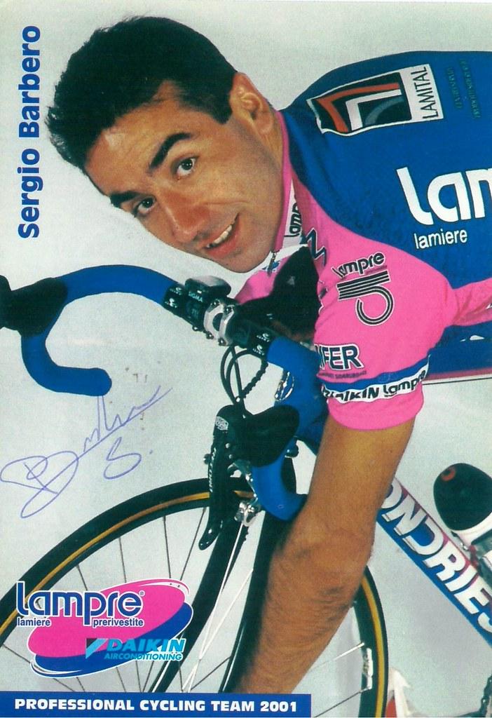 Barbero Sergio - Lambre 2001