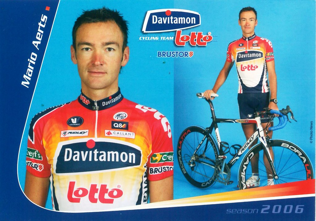 Aerts Mario - Davitamon-Lotto 2006