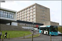 Heuliez Bus GX 137 – CAT (Compagnie Armoricaine de Transport) (Transdev) / Dinamo ! (Dinan Agglomération Mobilités) n°74468 ex Keolis Baie-des-Anges / Lignes d'Azur n°147599