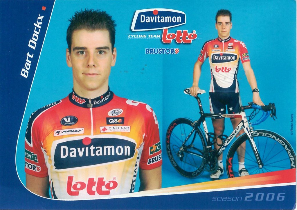Dockx Bart - Davitamon-Lotto 2006