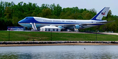 Not the real Air Force One