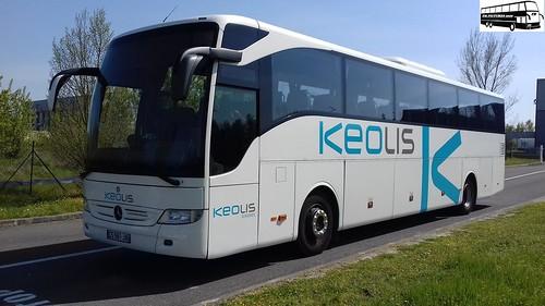 MERCEDES TOURISMO - KEOLIS GIRONDE