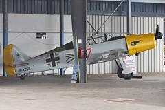 Pilatus P.2-06 '7 red' (F-AZCE)