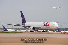 N139FE FedEx | Boeing 767-3S2F(ER) | Memphis International Airport
