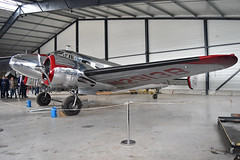Beech D.18S 'N2913B'