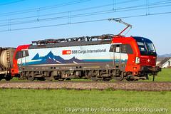 SBB Cargo International, 193 464-5 : Arth-Goldau