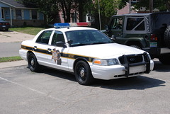 Ottawa County Sheriff Department Patrol Car
