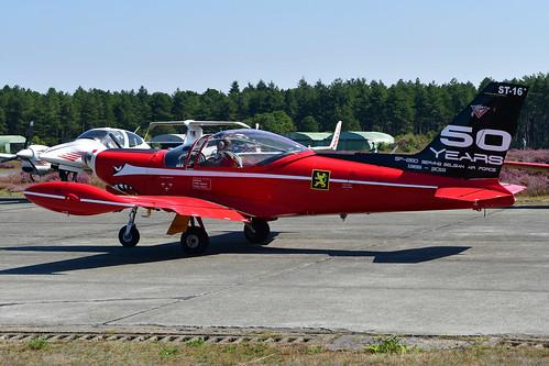 ST-16 spc SF260M+ BelgianAC CCAir 5:9Sm (50 Years) 190824 Zoersel 1003