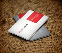 Business Card Design for Security Solution Providers in Karachi