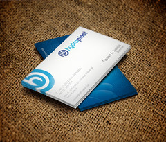 Business Card Design for Hydroplast